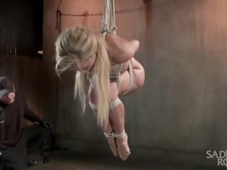 blonde sadisticrope