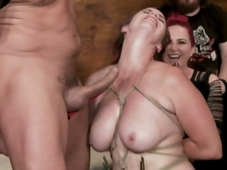 bdsm public nudity