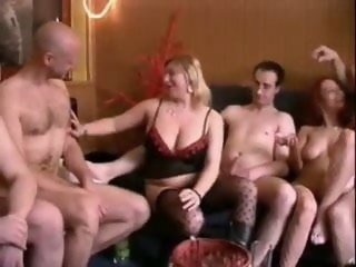 old & group sex