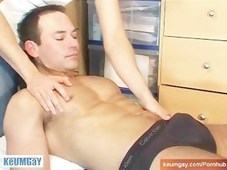 muscle massage