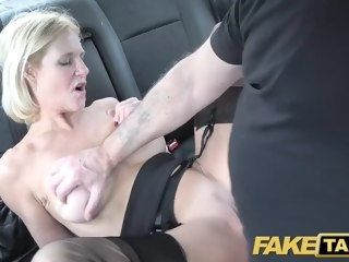 hottie fake taxi