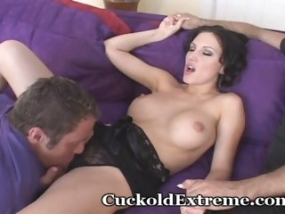 brunette big dick