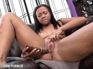masturbation ebony