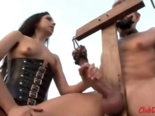 submissive bondage