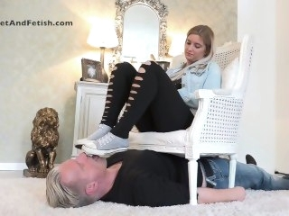 fetish blonde